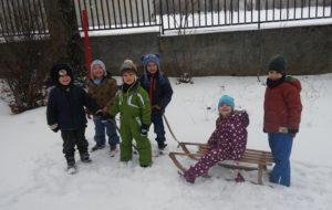 téli élményeink